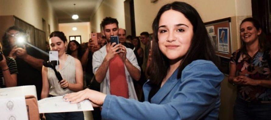 Quién es Ofelia Fernández, la legisladora más joven de la historia de la Argentina