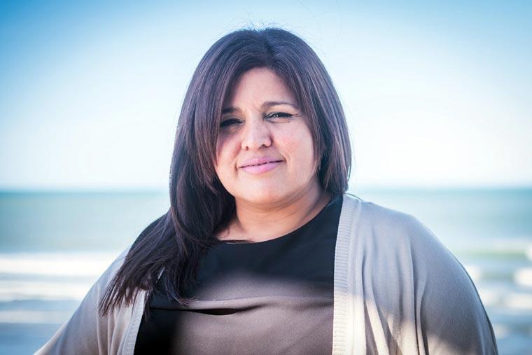 Nancy Jaramillo es la primera capitana de un barco pesquero en el país