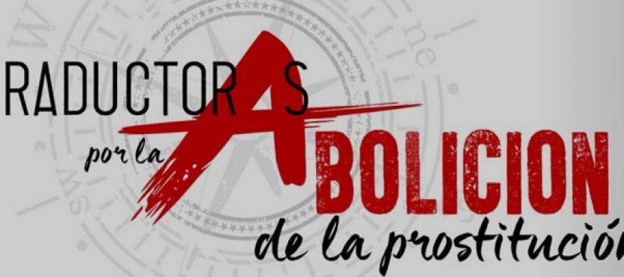 """""""La prostitución es un arcaísmo indigno"""""""