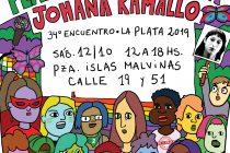 ¿Por qué una Plaza Abolicionista? 34° Encuentro La Plata 2019