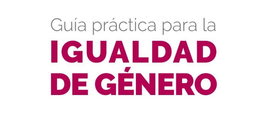 Una guía para que tu organización comience a implementar la igualdad de género