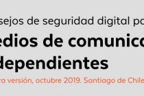 Consejos de seguridad digital para Medios de comunicación independientes