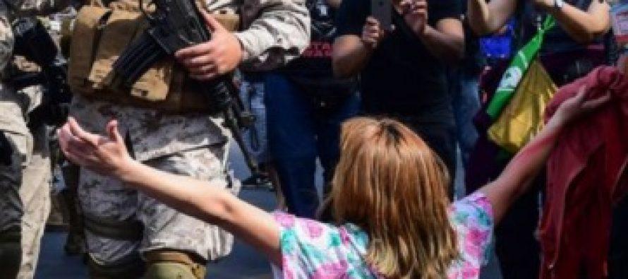 Mujeres en Chile: «Las niñas detenidas dijeron que fueron violadas»