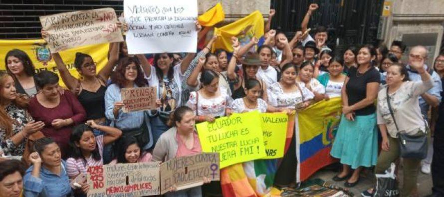 Ecuador: Cuidarnos es hacer revolución
