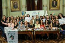 El proyecto de cupo femenino en festivales musicales quedó a un paso de ser ley