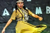 Una pampeana es la campeona nacional de malambo femenino