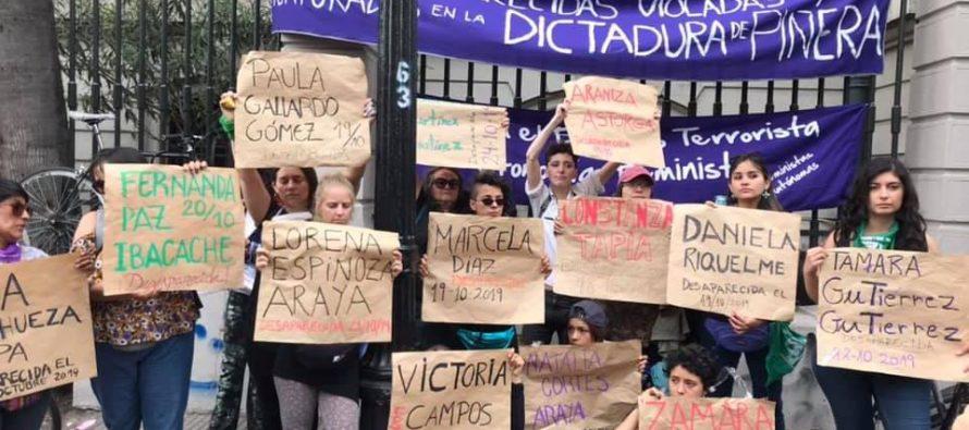Chile: denuncian la desaparición de mujeres