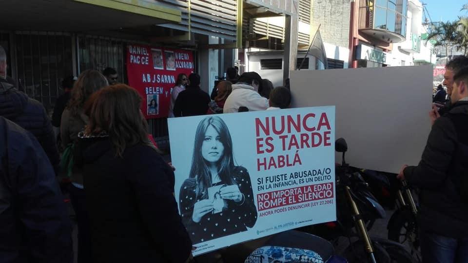 Elevan a juicio la causa por abuso sexual en la infancia contra Noemí Alvarado de Pacce