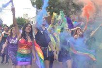 Primera Marcha por el Orgullo Disidente en Santa Rosa