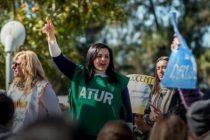 Alicia Luna, una mujer que por primera vez en la historia, conducirá la CGT de La Rioja
