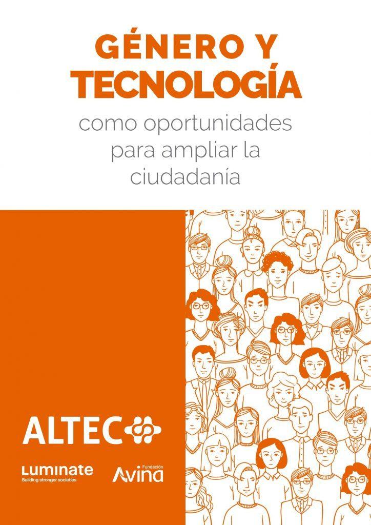 Tecnología y género para pensar ciudadanías más inclusivas
