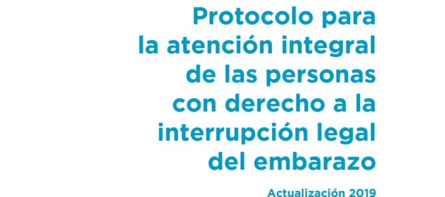Protocolo ILE, actualización 2019
