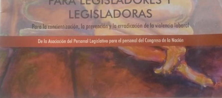Manual de Buenas Prácticas para legisladoras y legisladores