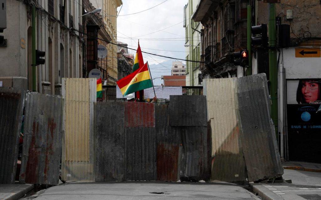 Feministas bolivianas rechazan Golpe de Estado y llaman a solidaridad internacional