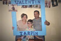 Salió la adopción y el cambio de apellido para Valentín, el hijo de Carla Figueroa