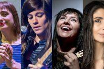 La nueva ley obliga a tener en las programaciones un mínimo de 30% de artistas mujeres. La opinión de artistas, productores y programadores.