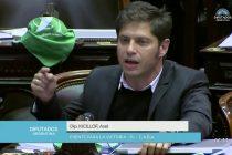 Kicillof aprobará el Protocolo de aborto no punible al que Vidal se opuso