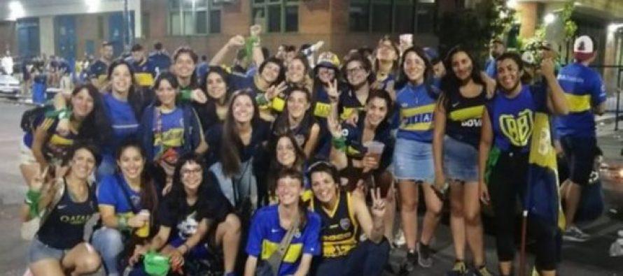 Las mujeres fueron protagonistas en las elecciones de Boca Juniors