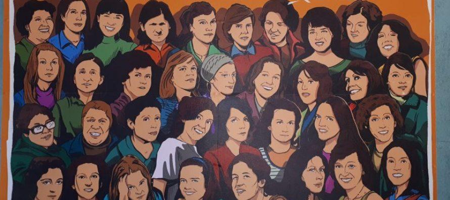 Homenaje a las 35 mujeres embarazadas cordobesas que secuestró la dictadura