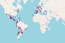 """Mapa interactivo muestra el impacto de """"Un violador en tu camino"""" en el mundo"""