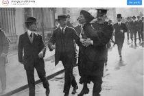 Fotografías que muestran cómo eran las feministas de antes