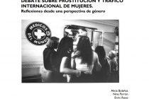Debate sobre Prostitución y Tráfico internacional de Mujeres. Reflexiones desde una perspectiva de género