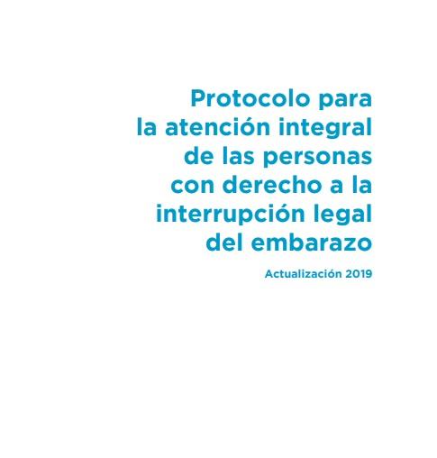 Boletín Oficial: entró en vigencia el Protocolo ILE, texto completo