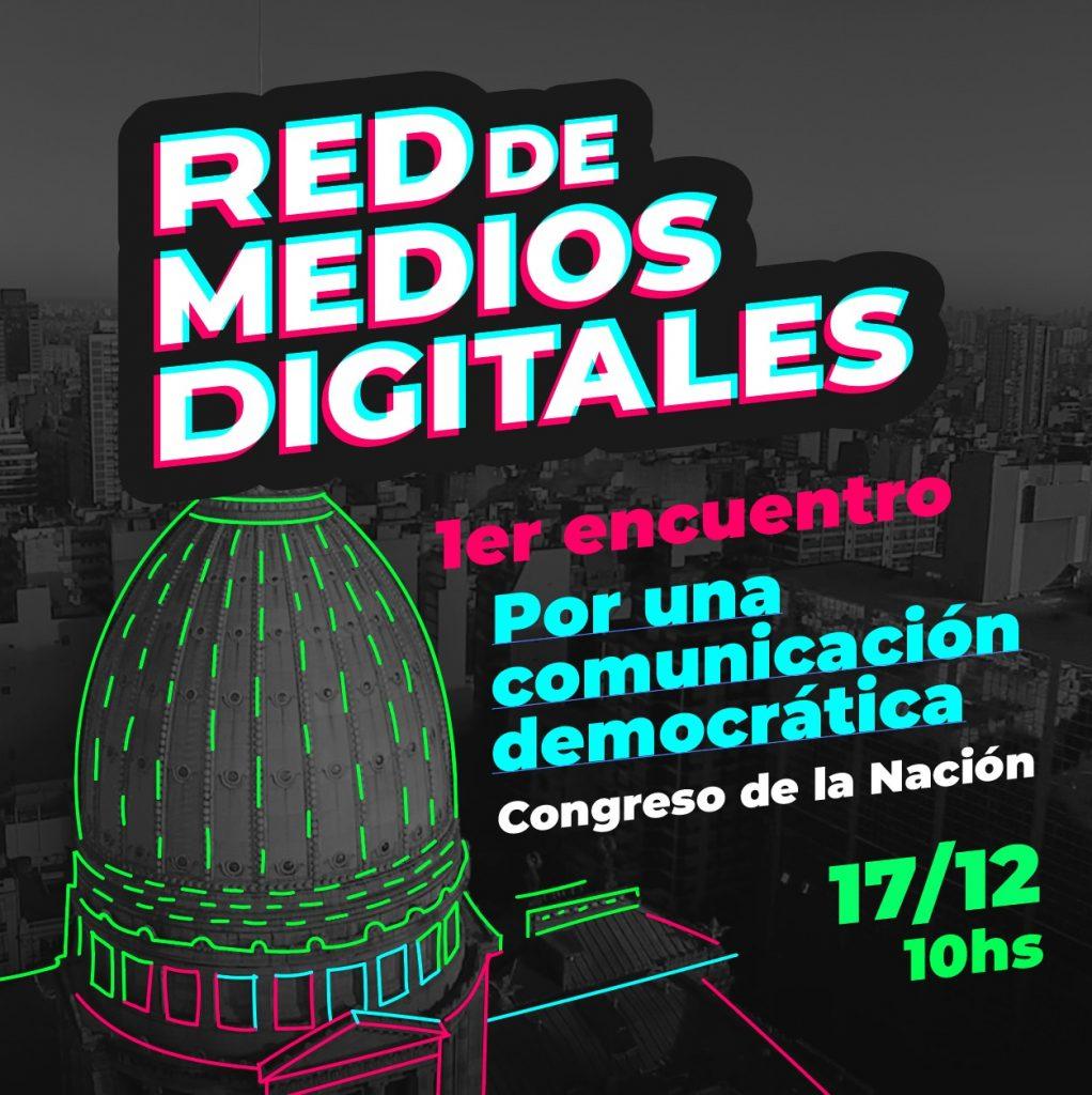 Red de Medios Digitales. Por una comunicación democrática