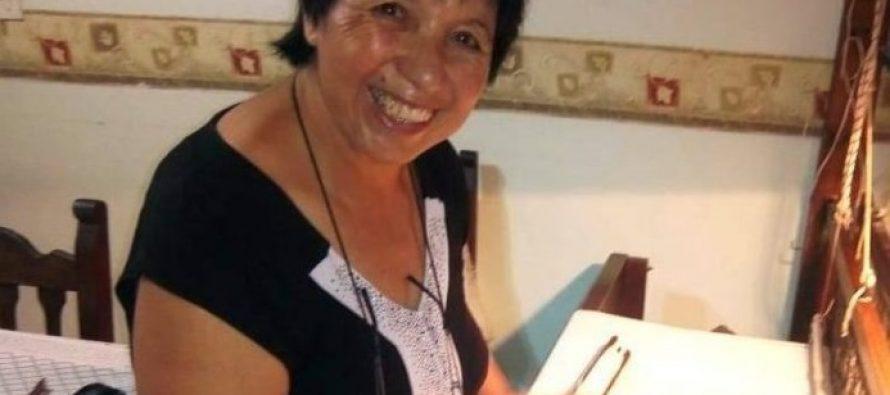 Elvira: la del poncho de Cristina Fernández