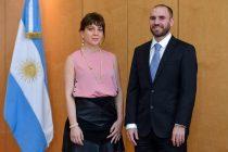 Mercedes D'Alessandro, nueva directora nacional de Economía y Género