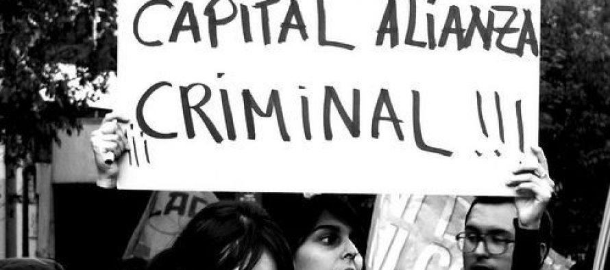 Reflexiones degeneradas: patriarcado y capitalismo