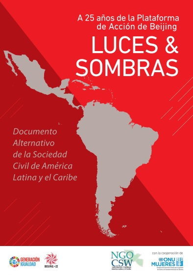 Los feminismos de América Latina y el Caribe comenzamos el camino hacia Beijing+25