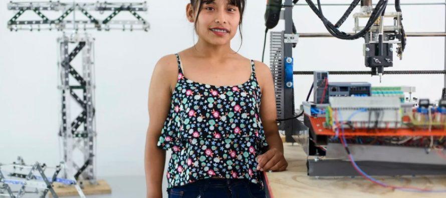 Rut Mamani, la curiosa: de chica rompía juguetes para ver qué tenían adentro y ahora ganó dos premios de ciencias en una semana