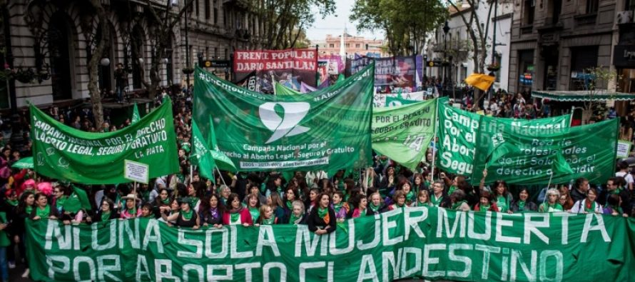 Alberto Fernández enviará en 2020 el proyecto para legalizar el aborto