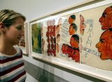 Charlotte Salomon, la joven artista que pintó más de 700 obras mientras huía de los nazis