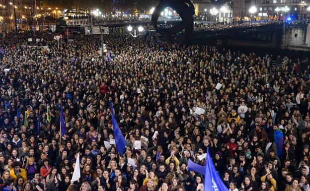 País Vasco cierra 2019 sin ninguna mujer asesinada por su pareja o expareja