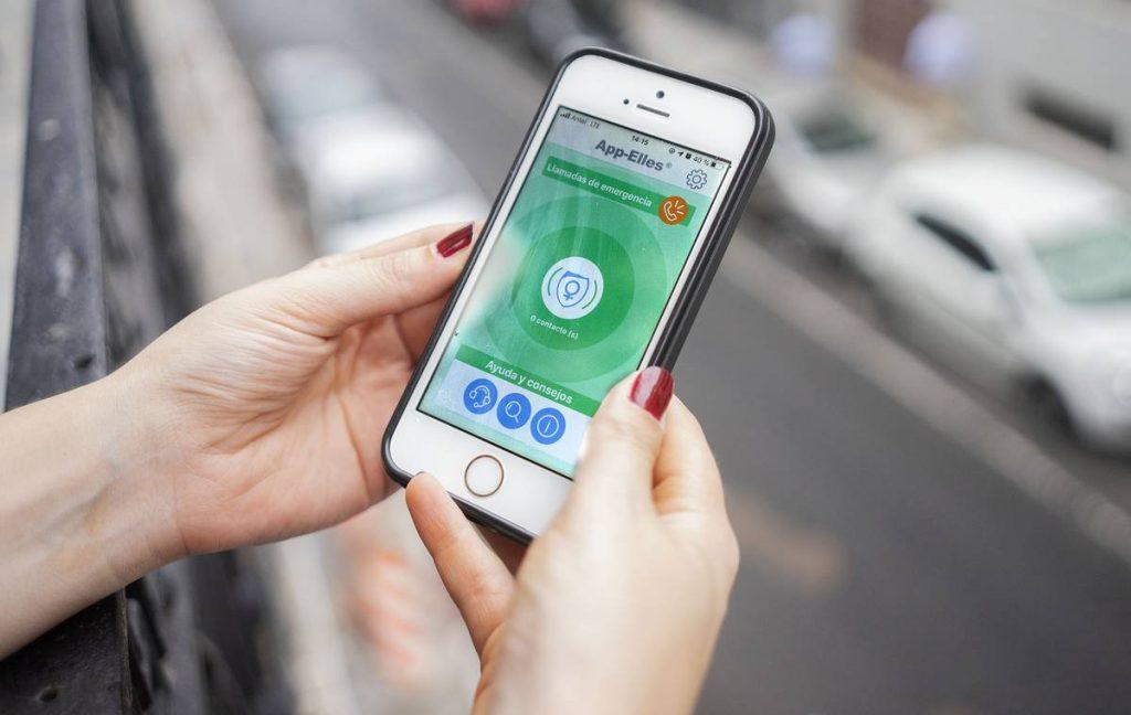 App-Elles: la primera aplicación móvil para ayudar a mujeres en situación de violencia
