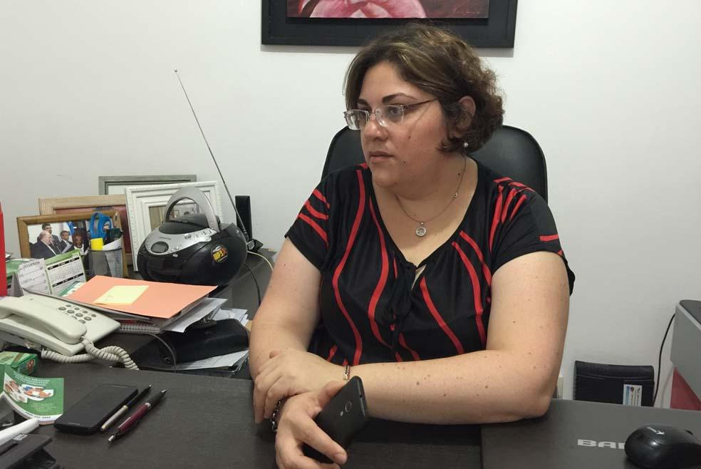 Liliana Robledo celebró un fallo judicial a favor de una ama de casa en una demanda de divorcio