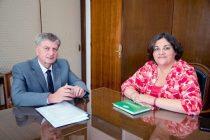 Se pone en marcha la Ley Micaela en La Pampa