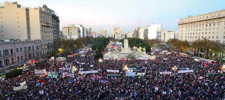 Las feministas de todo el mundo convocan una huelga mundial de mujeres por el 8 de marzo de 2020