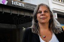 Silvina Molina, la primera editora de Género y Diversidades de Télam