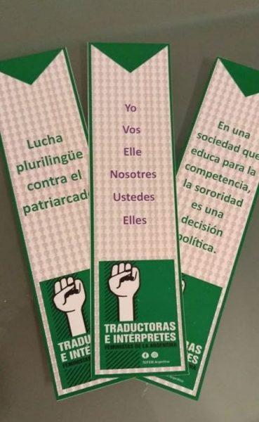 Las traductoras e intérpretes feministas que revolucionan la profesión en Argentina