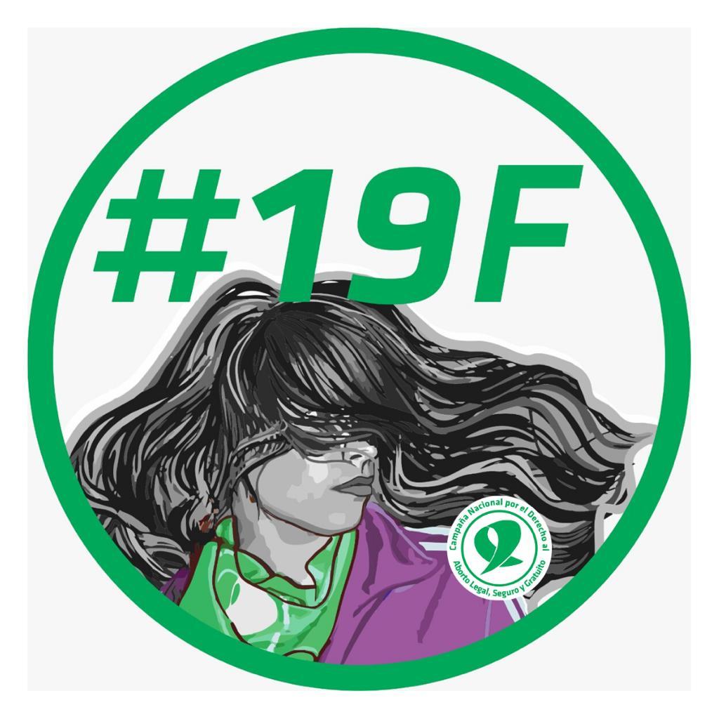 """#19F """"El Proyecto está en las calles"""""""
