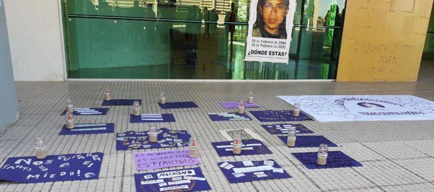Piden que la justicia reabra la causa para buscar el cuerpo de Andrea López