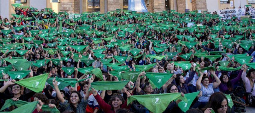 La ministra Gómez Alcorta dijo que el proyecto será de «legalización»