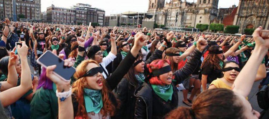 Pañuelazo del 19F: Himno feminista con versión para el Congreso