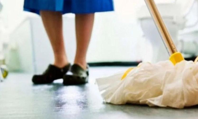 Las trabajadores de casas particulares tienen licencia con goce de sueldo