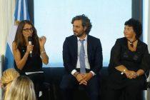 """Salón de las Mujeres Argentinas del Bicentenario:""""Hoy resignificamos este lugar con una agenda de reconocimientos»"""