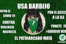 Campaña Barbijo Verde