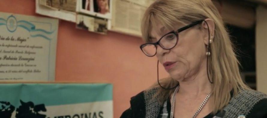 Las aspirantes. Mujeres invisibles de Malvinas